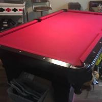 Cannon Regulation Pool Table